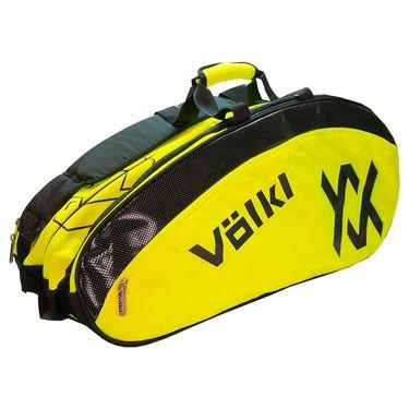 Volkl Tour Combi Tennis Bag - Neon Yellow/Black