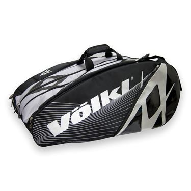 Volkl Tour Mega Bag Silver/Black