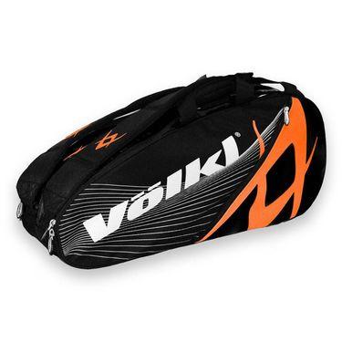 Volkl Team Mega Black/Orange Tennis Bag