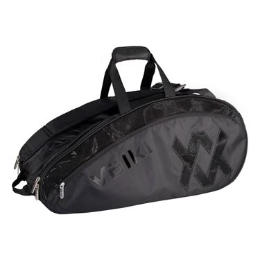 Volkl Tour Combi 6 Pack Tennis Bag - Black/Stealth