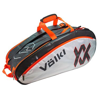 Volkl Team Pro Triple Tennis Bag - Navy/Silver