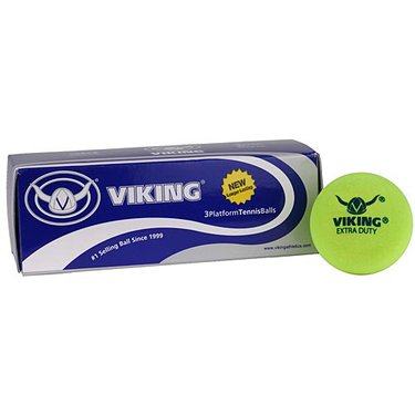 Viking Extra Duty Platform Tennis Balls 3 Pack