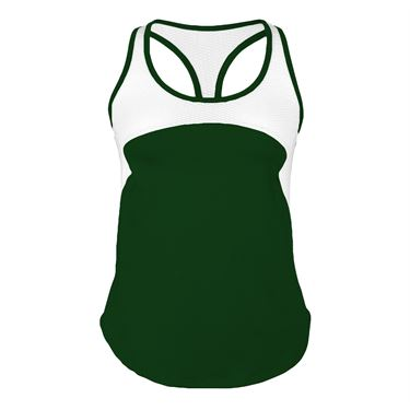 DUC Refreshing Tank - Pine Green