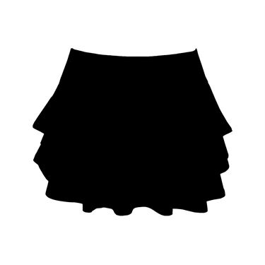 DUC Belle Skirt - Black