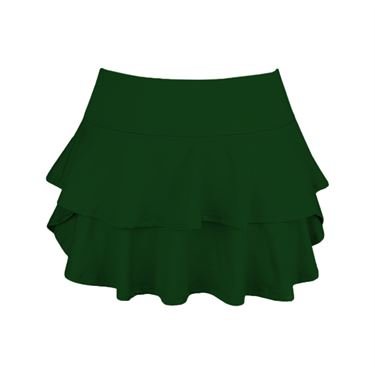DUC Belle Skirt - Pine Green