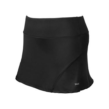 DUC Team A Line Skirt Womens Black W2000 BK