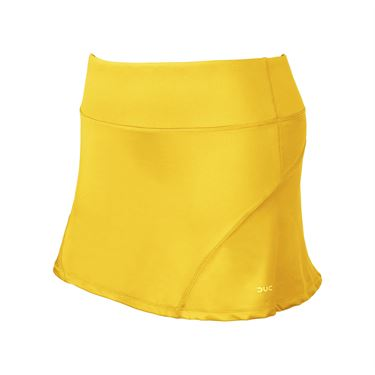 DUC Team A Line Skirt Womens Gold W2000 GD