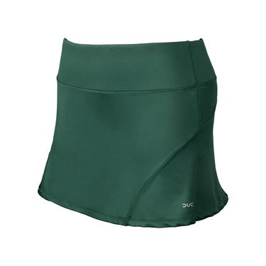 DUC Team A Line Skirt Womens Pine Green W2000 PN