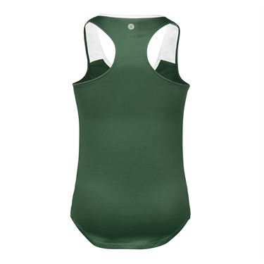 DUC Team Racer Tank Womens Pine Green W2001 PN