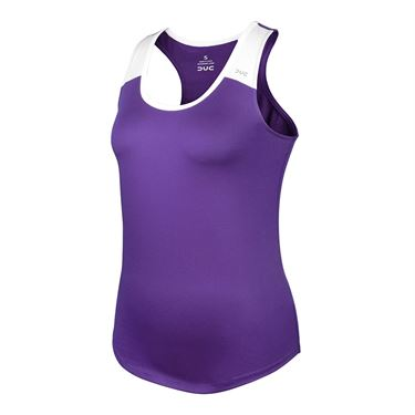 DUC Team Racer Tank Womens Purple W2001 PU