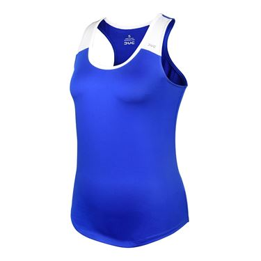 DUC Team Racer Tank Womens Royal Blue W2001 RY