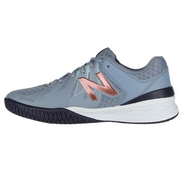 New Balance WC1006RG (B) Womens Tennis Shoe - Reflection/Rose Gold