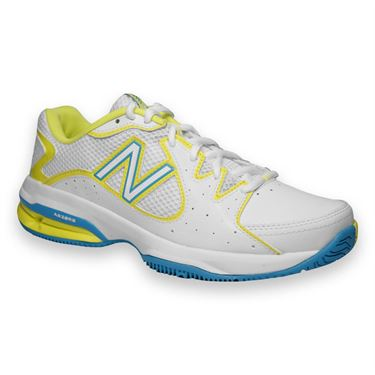 New Balance WC786YB (B) Womens Tennis Shoe