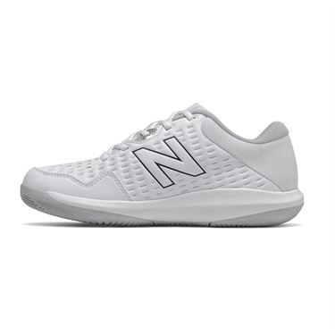 New Balance WCH696W4 Womens Tennis Shoe D Width White WCH696W4 D