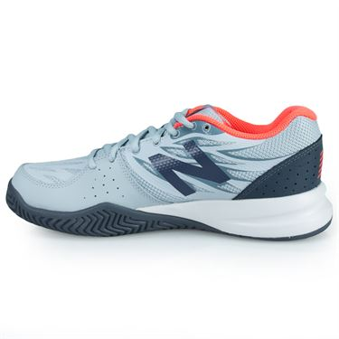 New Balance WCH786 (B) Womens Tennis Shoe - Grey/Dragonfly