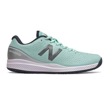B) Womens Tennis Shoe - Light Blue