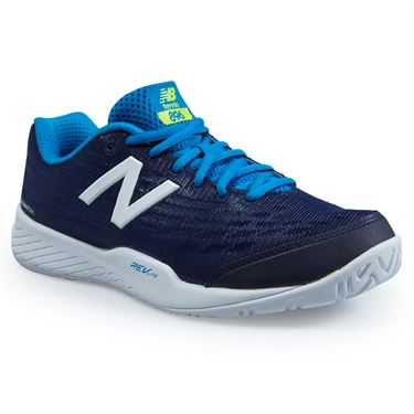 New Balance WCH896P2 (D ) Womens Tennis Shoe - Pigment/Blue