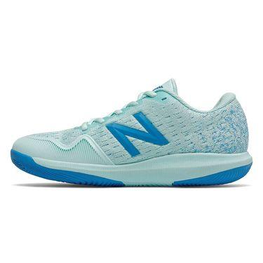 New Balance WCH996F4 Womens Tennis Shoe B Width Bali Blue WCH996F4 B