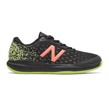 New Balance WCH996M4 Womens Tennis Shoe D Width Black/Lemon Slush WCH996M4 D