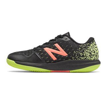 New Balance WCH996M4 Womens Tennis Shoe B Width Black/Lemon Slush WCH996M4 B
