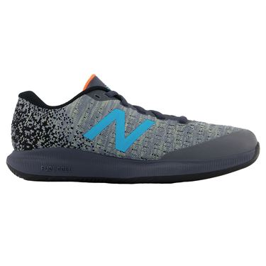 New Balance 996v4 (B) Womens Tennis Shoe - White/Grey/Blue