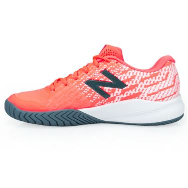 New Balance WCH996 (D) Womens Tennis Shoe - Dragonfly Orange