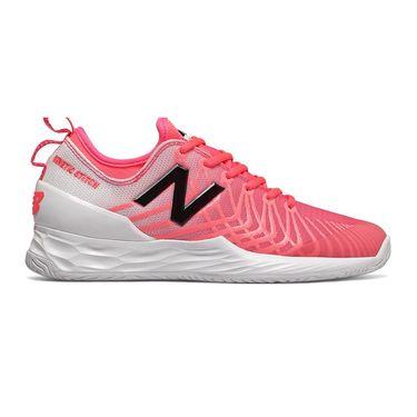 New Balance WCHLAVGW Freshfoam LAV Womens Tennis Shoe B Width Guava/White WCHLAVGW B