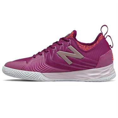 New Balance Fresh Foam LAV (B) Womens Tennis Shoe - Mulberry