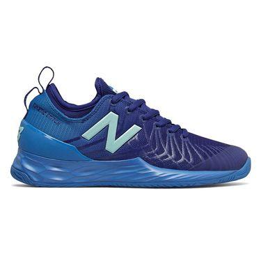 New Balance Freshfoam LAV WCHLAVVB Womens Tennis Shoe B Width Blue WCHLAVVB B