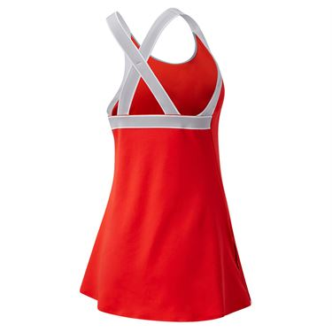 New Balance Tournament Dress Womens Neo Flame WD01430 NEF
