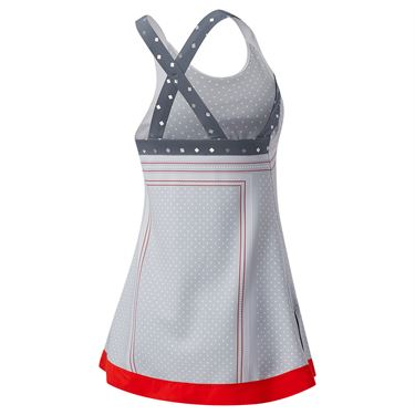 New Balance Tournament Dress Womens Light Aluminum WD03431 LAN
