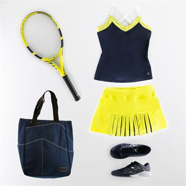 FILA + BABOLAT + NEW BALANCE + MAGGIE MATHER HOLIDAY 18