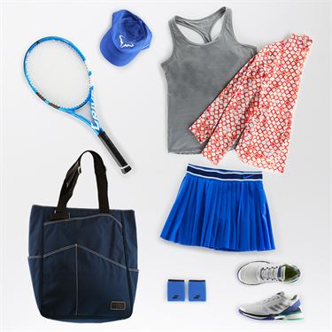 ELEVEN + IBKUL + NIKE + BABOLAT + ADIDAS + MAGGIE MATHER HOLIDAY 18