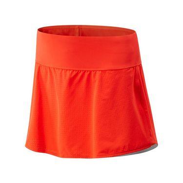 New Balance Woven Tournament Skirt Womens Neo Flame WK01437 NEF