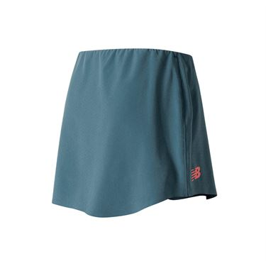 New Balance Tournament Court Skirt - Petrol