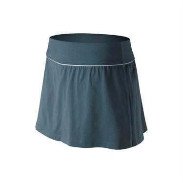 New Balance Rally Court Skirt - Petrol