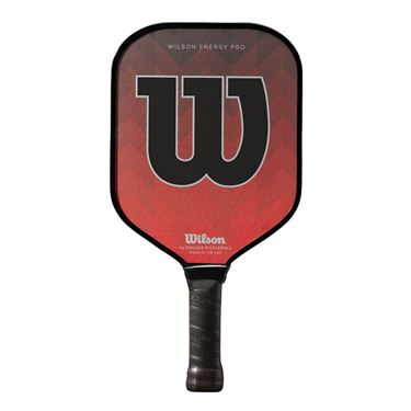 Wilson By Engage Energy Pickleball Paddle - Red