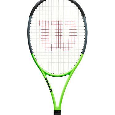 Wilson Blade 98 v7 16x19 Reverse Tennis Racquet Green/Black WR013621U