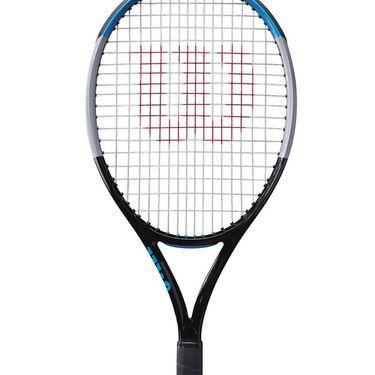 Wilson Ultra 108 V3.0 Tennis Racquet Black/Silver WR036711U