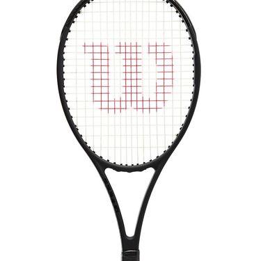 Wilson Pro Staff 97L V13.0 Tennis Racquet Black/White WR043911U