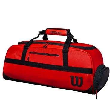 Wilson Tour Racket Duffel Tennis Bag - Red
