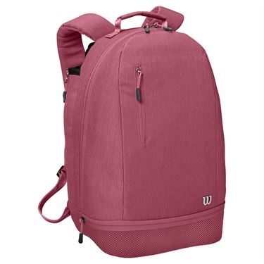 Wilson Fold Over Womens Tennis Backpack - Wine