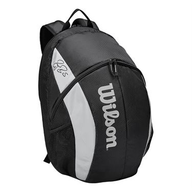 Wilson RF Team Tennis Backpack - Black