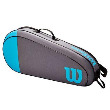Wilson Team 3 Pack Tennis Bag - Blue/Grey