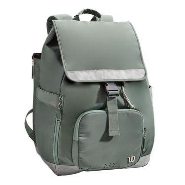 Wilson Fold Over Womens Tennis Backpack - Green