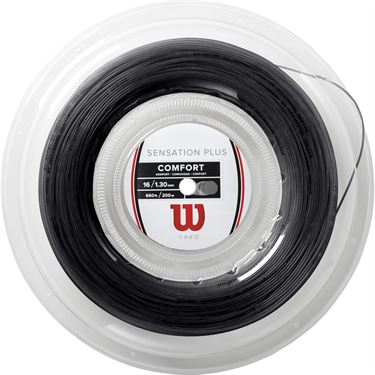 Wilson Sensation Plus 16G Tennis String Reel