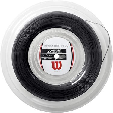 Wilson Sensation Plus 17G Tennis String Reel