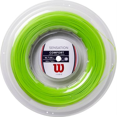 Wilson Sensation 16G (660 ft.) REEL - Neon Green