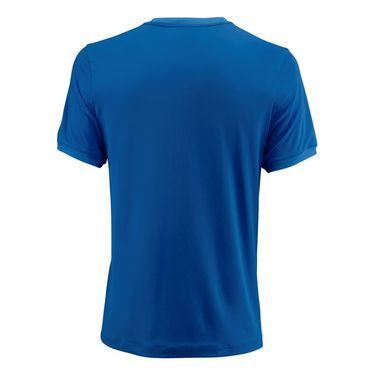 Wilson Henley Shirt - Prince Blue