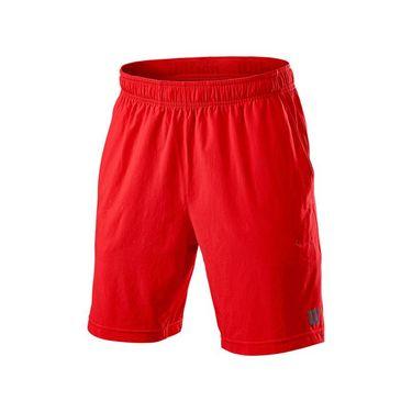 Wilson US Open Vignette 8 Inch Short - Poppy Red